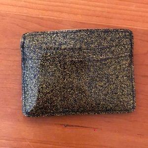 Sparkle credit card holder